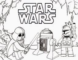 star wars free printable coloring p unique star wars coloring