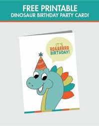birthday card dinosaur birthday cards for kids adults free