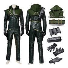 arrow costume ebay