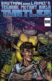 teenage mutant ninja turtles color classics 2013 volume 2 comic