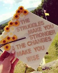 Decorated Best 25 Decorated Graduation Caps Ideas On Pinterest Grad Cap