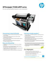 download free pdf for hp designjet t2300 printer manual