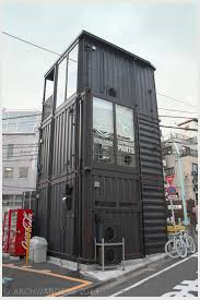 barista pro shop tokyo japan shippingcontainer container