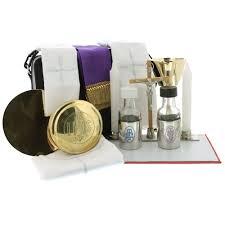 communion kits catholic mass kits for priests the catholic company