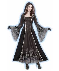 scary womens costumes forsaken souls ghost costume scary costumes