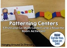 pattern blocks math activities patterning centers for guided math or math centers pattern blocks