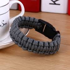 rope bracelet kit images Paracord bracelets kit military emergency survival bracelet men jpg