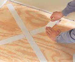 sheet vinyl floor installation quarto homes