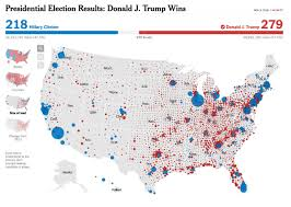 Nytimes Election Map by Hillary Clinton U0026 Park Geun Hye A Progressive Feminist Analysis