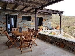 my luxury stay at kastellakia bay villas in kea island greece