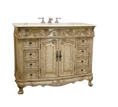 adelina 42 inch traditional antique bathroom vanity fully
