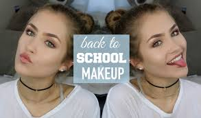 makeup classes in ri back to school makeup tutorial glowy fresh mel