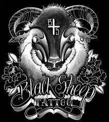 black sheep tattoo contemporary