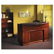 Mayline Reception Desk Mayline Sorrento Series Reception Desk Counter With Granite Top