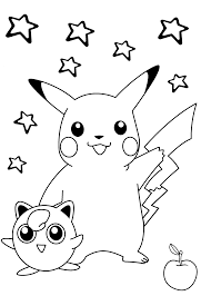 pokemon free printable coloring pages eson me