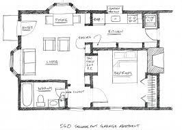 small scale homes floor plans garage apartment conversion 411742