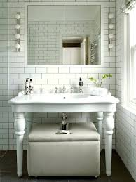 sink with metal legs pedestal sink with metal leg transitional white tile and subway