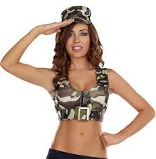 10 Halloween Costumes Girls 10 Military Halloween Costumes Love Spousebuzz