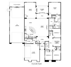 Rv Garage Floor Plans Zion Rv Garage Included Model U2013 4br 3ba Homes For Sale In
