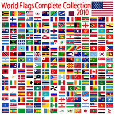 Countries Of The World Flags Clip Art Flags Of The World Clipart