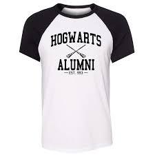 hogwarts alumni t shirt idzn unisex summer t shirt hogwarts alumni est 993 pattern