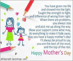 to the best mom happy mother s day card birthday mother s day wishes mother s day messages sms dgreetings