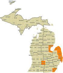 Michigan Lakes images Dnr inland lake maps png
