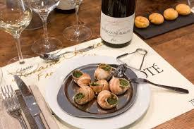 cuisiner les escargots de bourgogne ah ces escargots de bourgogne picture of la table de pauline