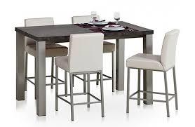 table de cuisine hauteur 90 cm superb cuisine avec table integree 3 table hauteur 90 cm