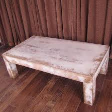 coffee table rustic side table chest coffee table tufted coffee