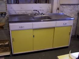 1960 Kitchen by Yellow Kitchen Unit 1960 U0027s Double Drainer Sink Unit 2 Drawers
