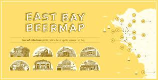 san francisco map east bay east bay map the bold italic san francisco