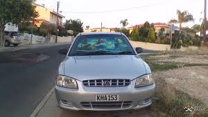 hyundai accent 2004 saloon 1 4l petrol mechanics cyprus bazar