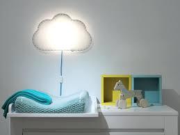 applique murale chambre garcon 24302html applique veilleuse nuage mur chambre enfant deco racsultat