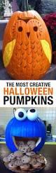 the most creative halloween pumpkins ever seen disney cookies