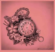 clock tattoo on hand 100 unique watch tattoos