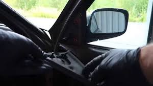 toyota side mirror replacement how to replace side mirror toyota camry years 1991 to 2002