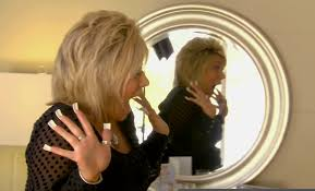 theresa caputo hair cut pictured affable long island medium connects to spirit part i
