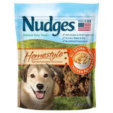 nudges homestyle chicken pot pie dog treat 18oz target