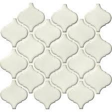 living room beveled arabesque backsplash tile kitchen ivory pretty