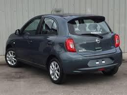 nissan micra used car review used 2014 nissan micra 1 2 acenta with design pack for sale in