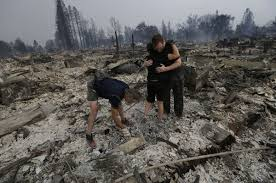 Wildfire Nutrition by Deadly California Wildfires Force Thousands To Evacuate Nation