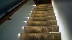 solar stair lights indoor indoor stair lighting home stairs deck solar changing colors indoor