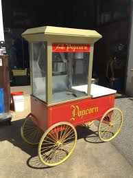 rent popcorn machine popcorn cart 12 oz 4 wheel rentals new jersey philadelphia pa