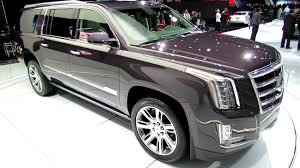2013 cadillac escalade colors 2015 cadillac escalade exterior and interior walkaround debut