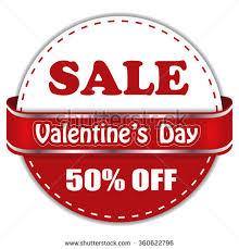 valentines sale valentines day sale 20 stock vector 360669218