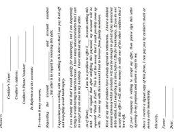 100 letter to creditors template personal letter format how