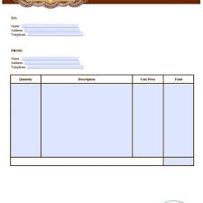 free auto body repair invoice template excel pdf word