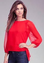 bebe blouses twist front zipper top tops blouses shirts