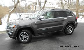 police jeep grand cherokee road test review 2015 jeep grand cherokee limited 4x4 with ken